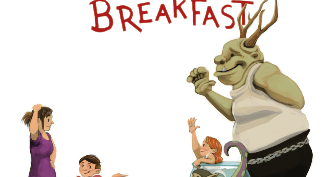 'Why I Was Late For Breakfast' by Josh Schouwstra