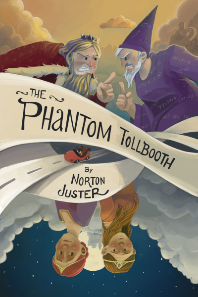 The Phantom Tollbooth Sample Cover